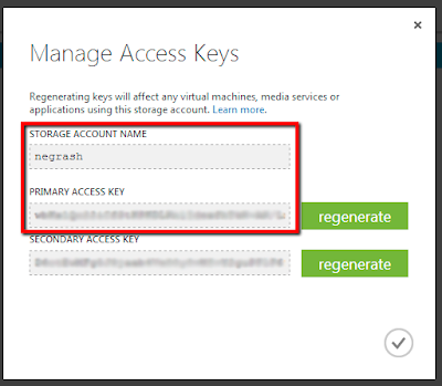 How to Use CloudBerry Backup with Windows Azure