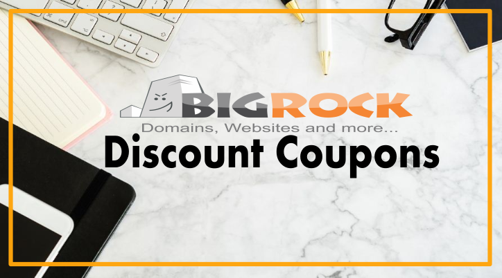 New Bigrock Discount Coupon Codes for March 2019