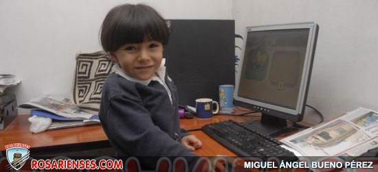 Miguel Ángel: un niño con capacidades excepcionales | Rosarienses, Villa del Rosario