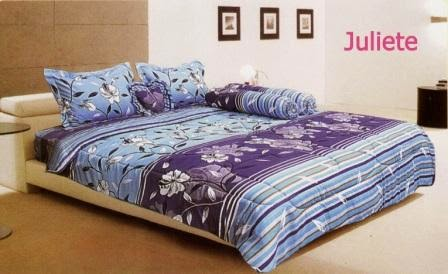 Sprei rainbow disperse aromateraphy juliete