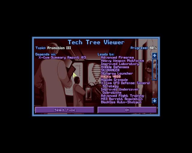 Open X-Com X-Files Promotion III
