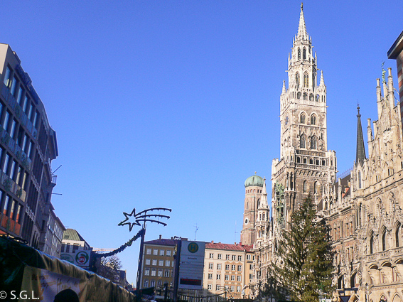 Navidad en Munich. 4 Destinos para viajar en Navidad