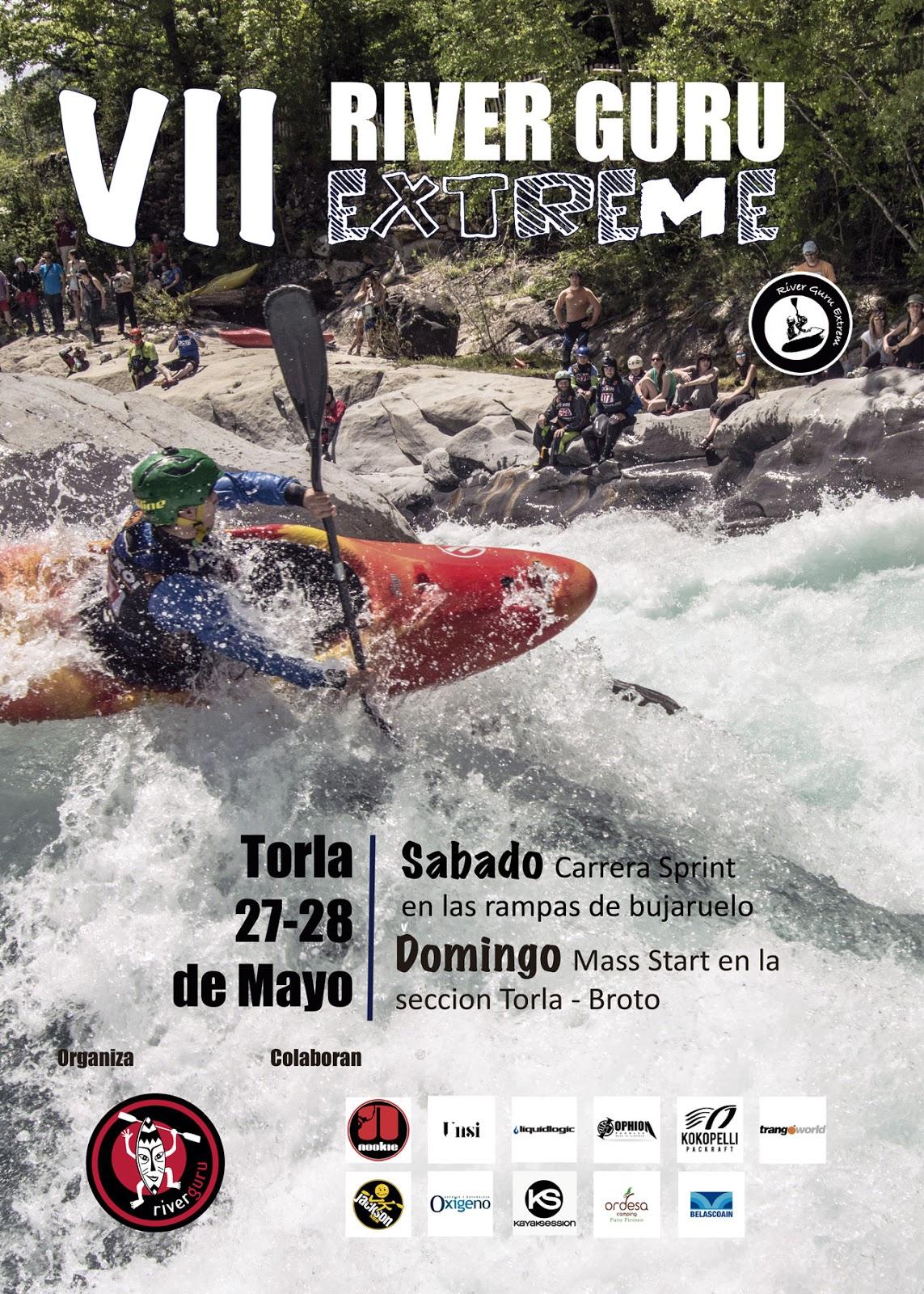 River Guru Extreme 2017
