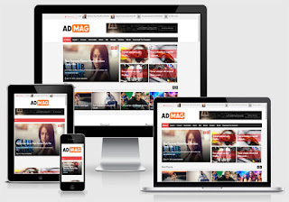 Free Download Template Seo Responsive