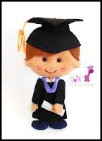 Graduado-fieltro