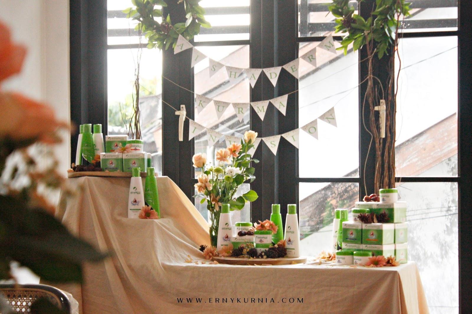 Aishaderm Cosmetics, Kosmetik Lokal, Aishaderm Aman, Aishaderm Sahabat Muslimah