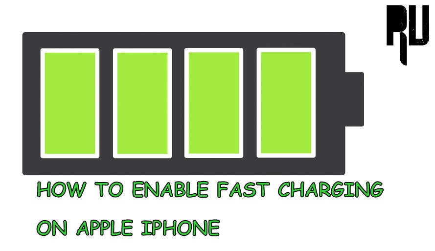 how to charge iphone faster how to enable fast charging on apple iphone root update 17100