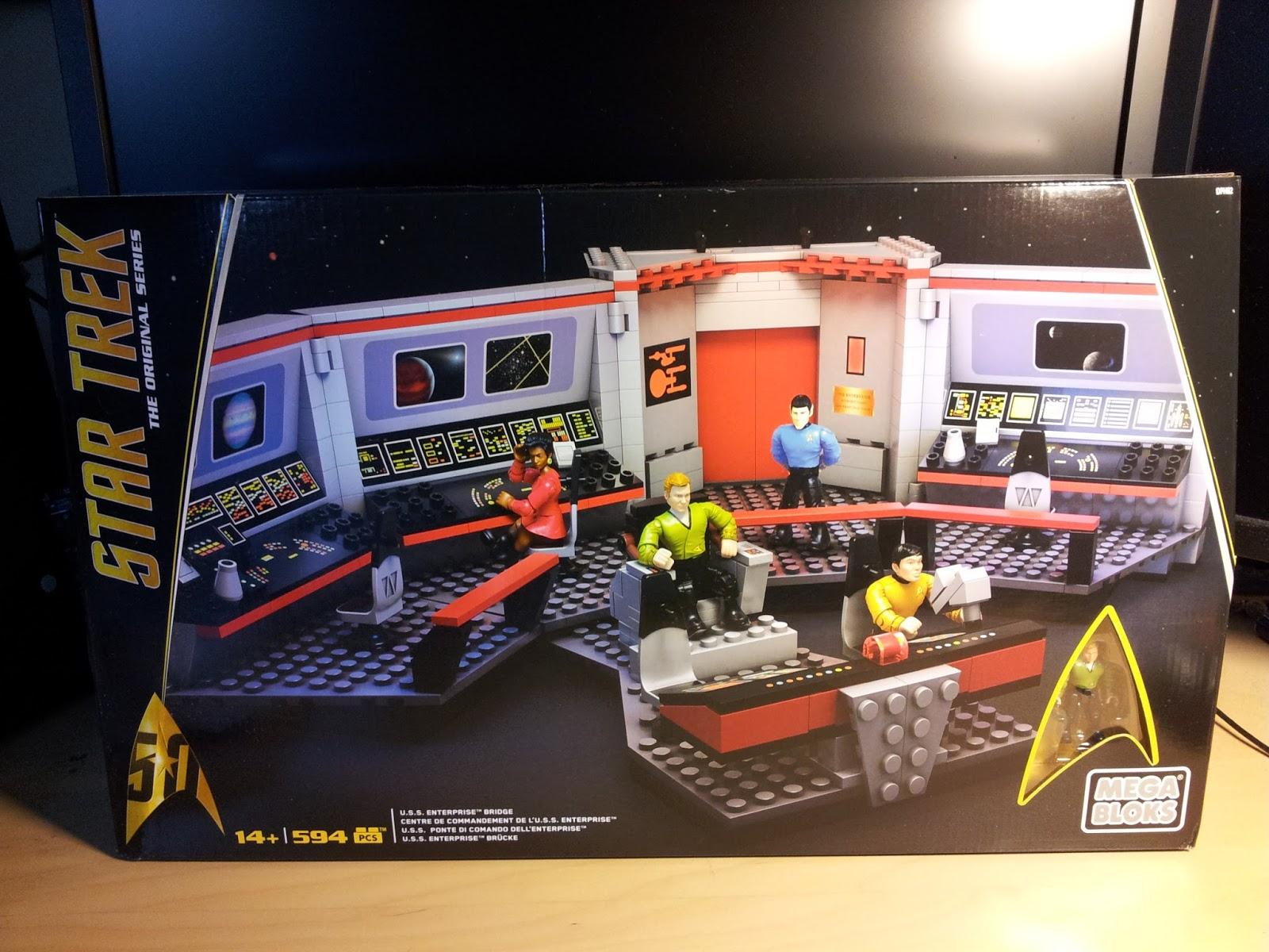 Cornys Welt So Lecker Wie Ein Stuck Rohes Fleisch Lego Star Trek