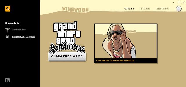 GTA San Andreas Gratis di PC! Begini Cara Downloadnya!