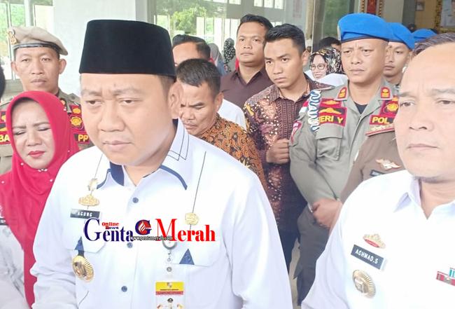 Bantu Korban Tsunami Lampung-Banten, Pemkab Lampura Kirimkan Ambulance