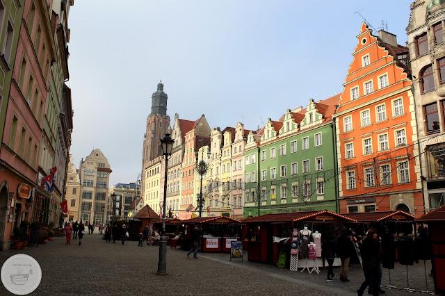 Wrocławski Rynek kolanomuchy