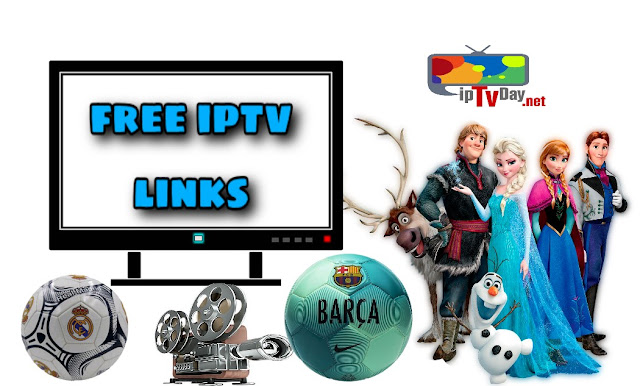free iptv links ★Works for a long time★06/12/2017/2018