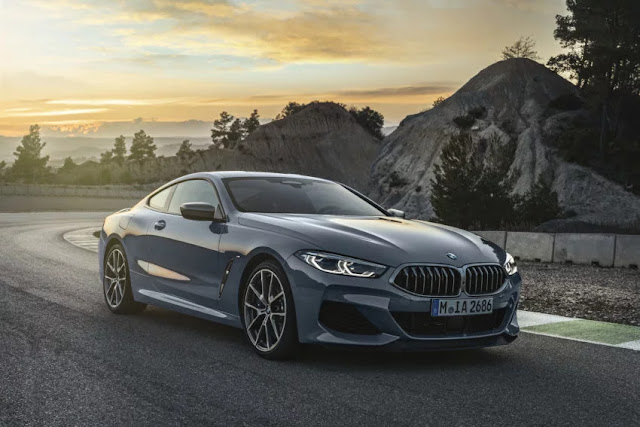 Latest New Car BMW 8 series