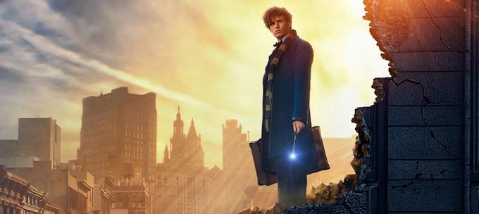 J. K. Rowling Confirma Que Roteiro de Animais Fantásticos 2 Está Finalizado