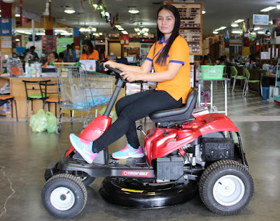 Troy Bilt Ride on Lawn Mower Gift Thailand