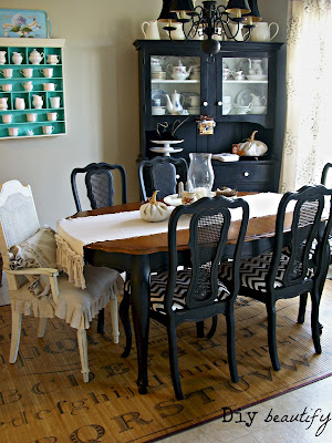 How to Decorate on a Budget www.diybeautify.com
