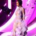 Actress Elise Neal scandalous see-through dress at Soul Train Awards