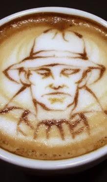 Kahve Falında Adam