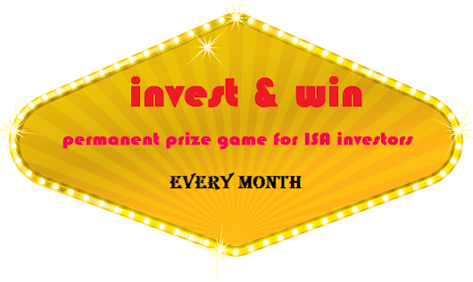 Invest and win! Permament game for ISA investors