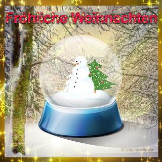 snowglobe weihnachten
