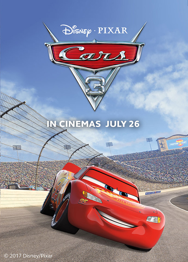 Disney Pixar's Cars 3