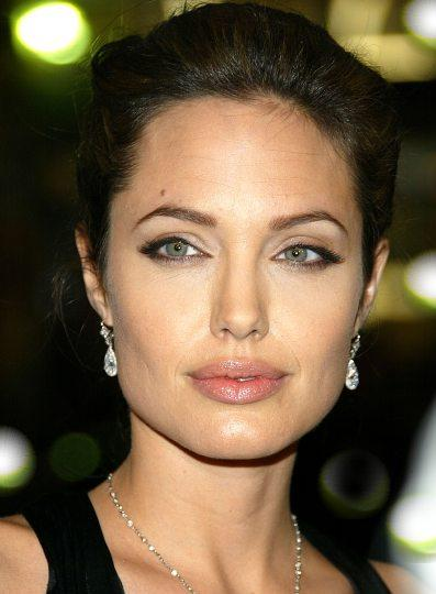 Angelina Jolie Natural Blonde 12