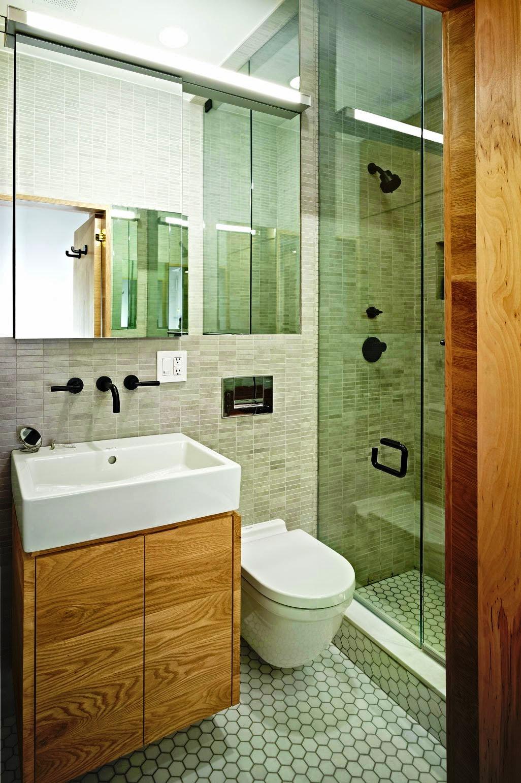 Ideas for Small Space Bathroom Design | Ideas for home decor on Small Area Bathroom Ideas  id=77157