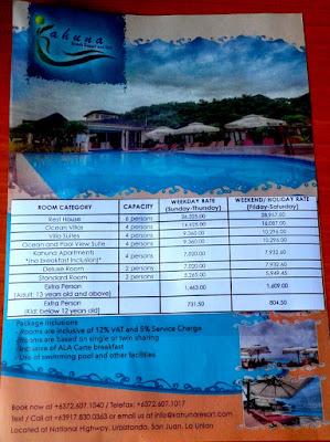 Kahuna Beach Resort And Spa Rates