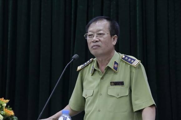 Ông Nguyễn Trọng Tín- Phó Cục trưởng Cục Quản lý Thị trường