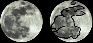mito mexicano el conejo de la luna