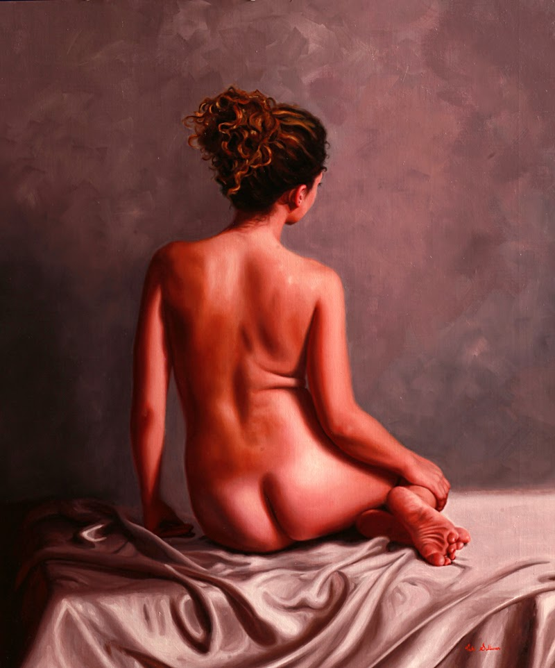 Figurative Paintings by Vicki Sullivan from Australia.