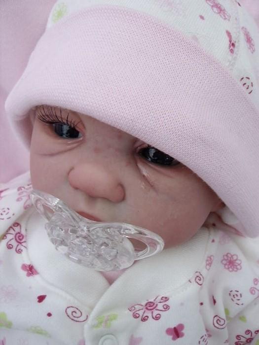 Куклы младенцев от Glenda Ewart 4