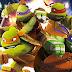 تحميل لعبة سلاحف النينجا Ninja Turtles الصينية (جرافيك خرافي) Apk فقط بدون فك الضغط بحجم 1 جيجا