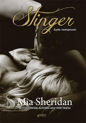 """Mia Sheridan """"Stinger. Żądło namiętności"""""""
