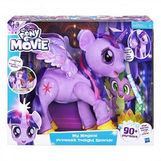 Magical Princess Twilight Sparkle Friendship is Magic Pony Animatronic