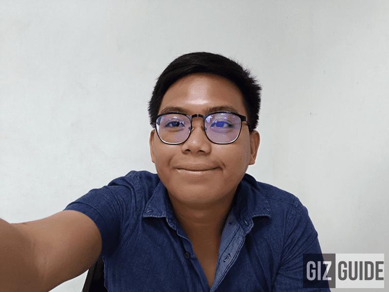 Selfie beautify level 3