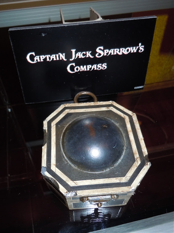 Captain Jack Sparrow compass prop