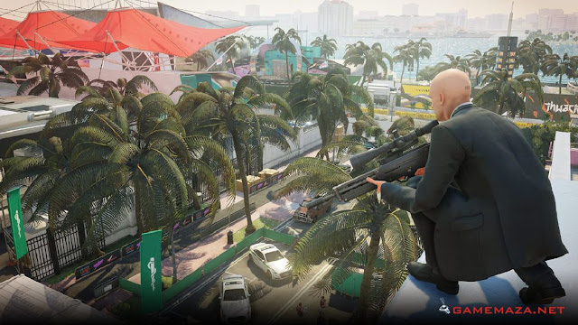 HITMAN 2 Gameplay Screenshot 3