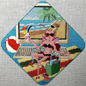 WELCOME TO THE CHILLY HOLLOW NEEDLEPOINT ADVENTURE