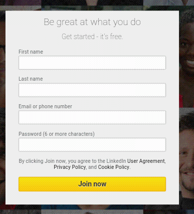 How To Create Account on Linkedin in 5 Minutes