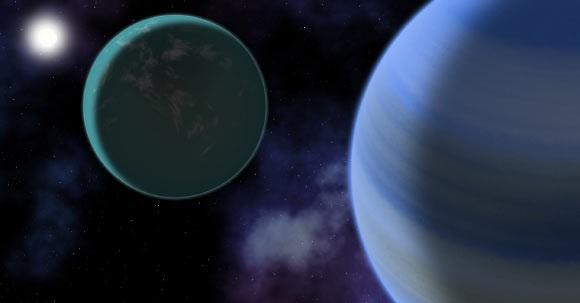 Astrônomos detectam primeira lua fora do Sistema Solar