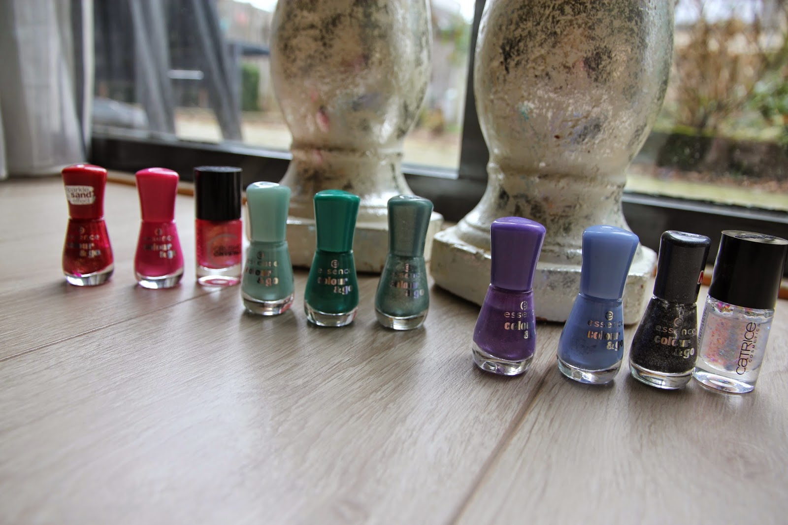 ∆ 10 favoriete nagellakjes!