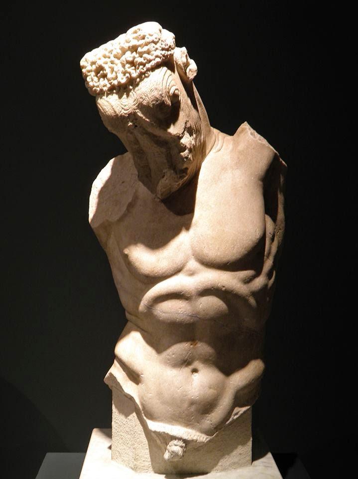 Τα τεράτα της ελληνικής μυθολογίας (φωτό)