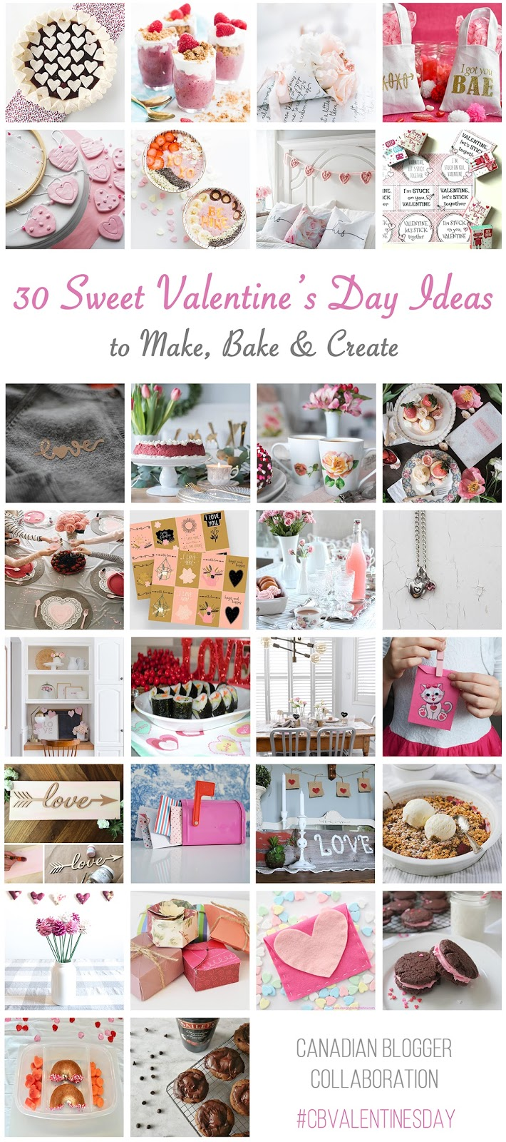 Canadian Bloggers Valentines Day Blog Hop
