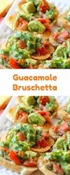 Guacamole Bruschetta - Longtalepress.com