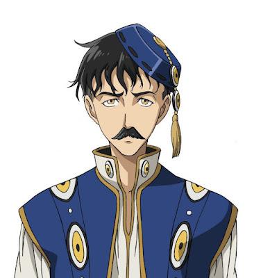 Takuya Sato será la voz de Ibrahim