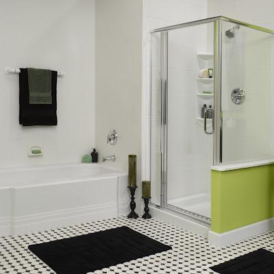 Fresh Small Bathroom Color Ideas
