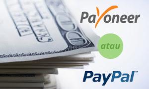 Perbedaan Payoneer dengan Paypal Untuk Pemula