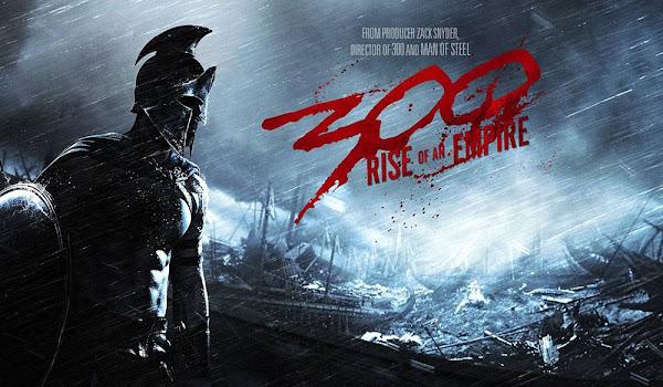 300 Spartalı Rise of an Empire Posterleri