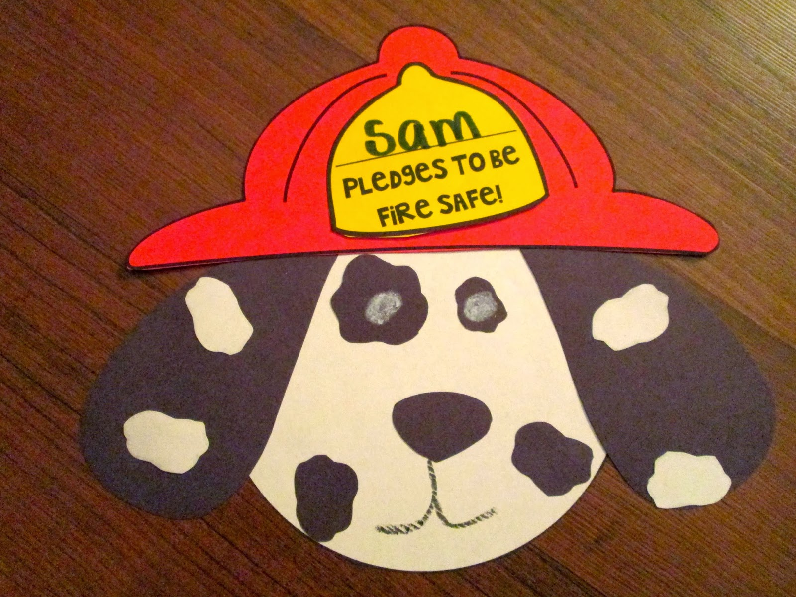 fire safety crafts julz treasure chest safety freebie 2020